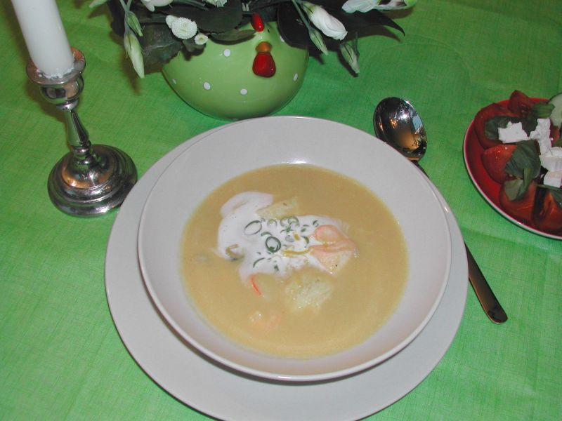Fischsuppe einmal anders